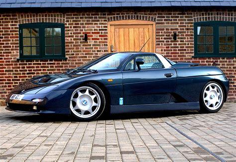 1994 De Tomaso Guara Coupe - specifications, photo, price ...