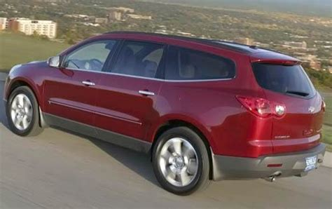 Used 2012 Chevrolet Traverse For Sale  Pricing & Features