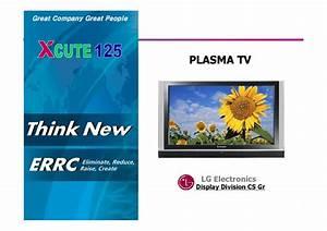 Lg Plasma Lg Training Manual Pdf Diagramas De Televisores