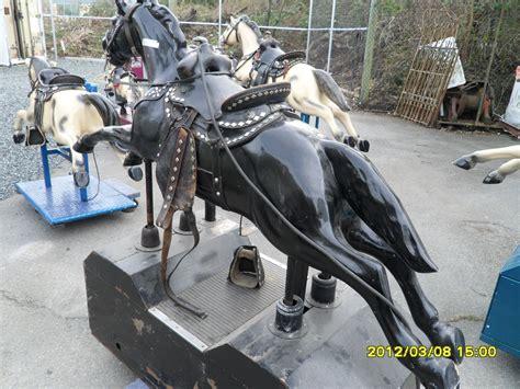 kiddy ride champion horse uniquetiques