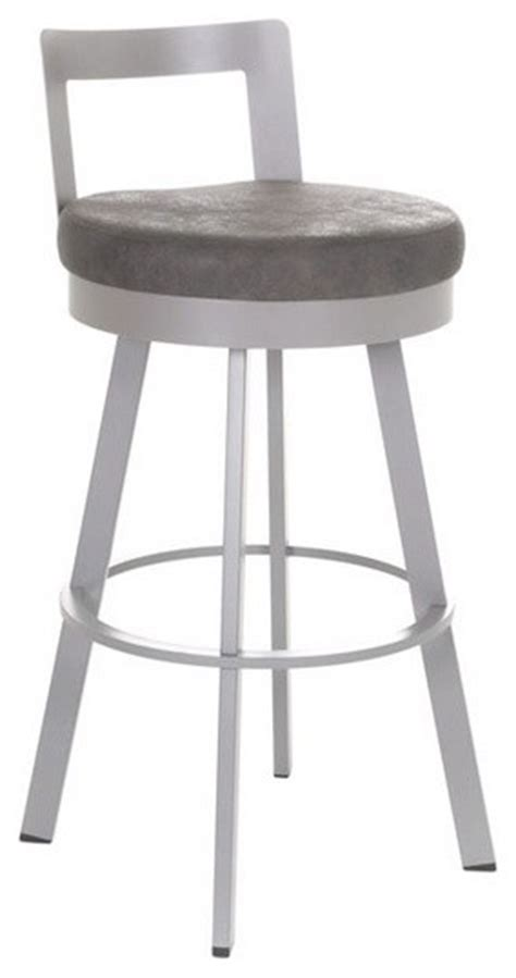 low back swivel counter stools artefac low back swivel stool bar stools and counter 9065