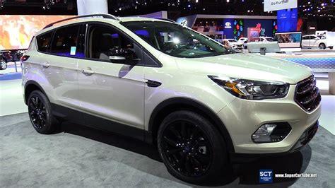 ford escape titanium exterior  interior