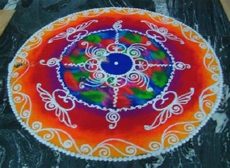 mesmerising rangoli designs  patterns  home