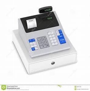 Cash Register Royalty Free Stock Photo - Image: 36875785