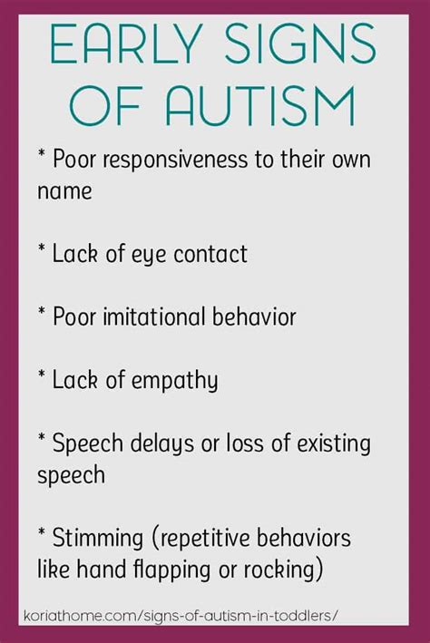 How To Recognize The Early Signs Of Autism In Children. Garbage Signs Of Stroke. Seasonal Affective Signs Of Stroke. Sept Signs. Diabetes Awareness Signs. Comfort Room Signs Of Stroke. Imgur Signs. Drink Starbucks Signs Of Stroke. Liver Qi Stagnation Signs