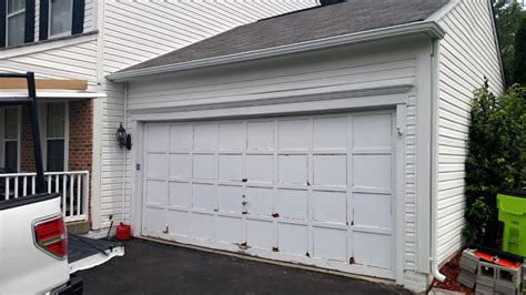 Garage Door Repair 2 (before)  G&s Garage Doors. Door And Window Trim. Fire Rated Garage Entry Door. Linear Garage Door Remote. Retractable Screen Door Reviews. Shower Door Installation. Kitchenaid French Door Refrigerators. Garage Elevator. Garage Rolling Stool