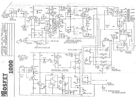 Studiomaster Amplifier Sch Service Manual