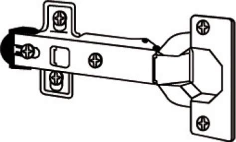 balitrand cuisine charnière clipsable simple sachet de 2 charnières avec