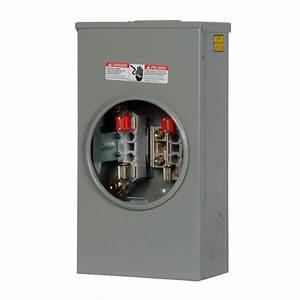 200 Amp Lever Underground Meter Socket