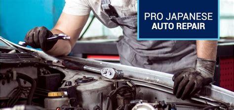 pro japanese auto repair transmission shop  santa ana