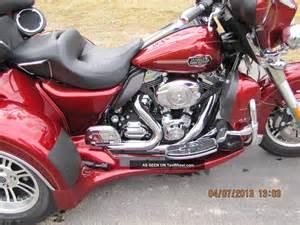 Harley-Davidson Motorcycle Trike