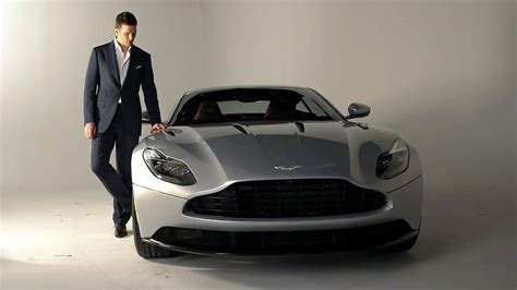 Aston Martin Launches Marketing Campaign With Tom Brady