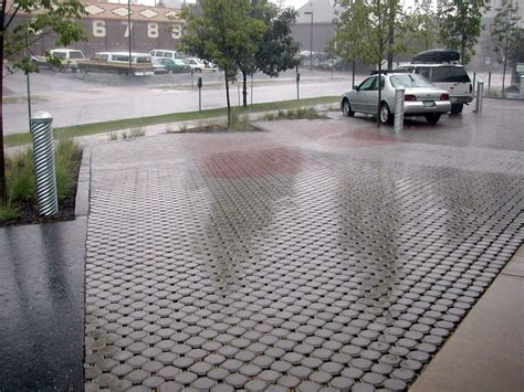 permable paving pervious pavement national association of city transportation officials