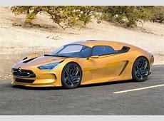 Citroen EVE Concept Cars DisenoArt