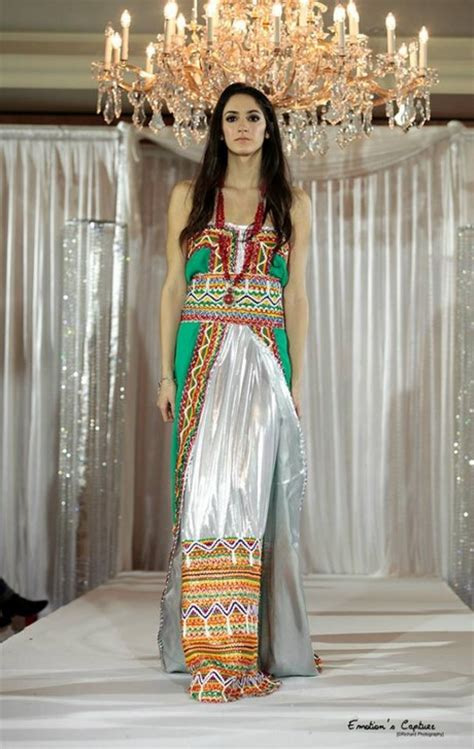 robe kabyle nouvelle collection 2017
