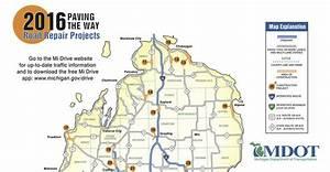 Mdot Publishes Road Map Of Upcoming Construction Season