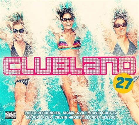 Clubland 27 Cd Covers