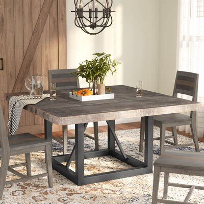 seat square kitchen dining tables youll love wayfair