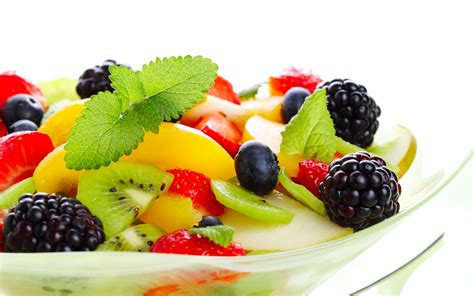 fresh fruit dessert recipes healthy dessert paleo fruit salad recipe