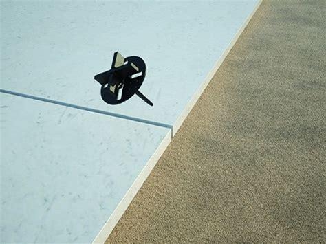 verlegung terrassenplatten in splitt stelzlager fugenkreuze 4mm terrassenplatten verlegung auf splitt sand kies fliesen profi
