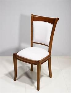 Chaise Ine En Merisier Massif De Style Louis Philippe