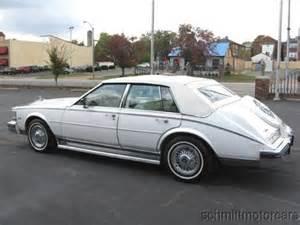 85 Cadillac Seville
