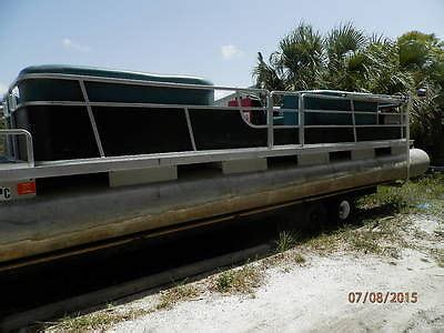Pontoon Boat Trailers In Florida by Pontoon Boat Trailer Boats For Sale