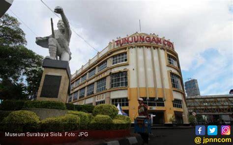 wisata museum bersejarah  gratis  surabaya