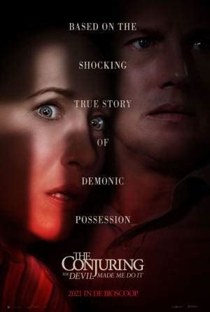 You can contact mike ryan directly on twitter. The Conjuring: The Devil Made Me Do It (2021) - FilmVandaag.nl