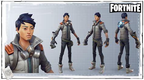 Fortnite Character Art Dump