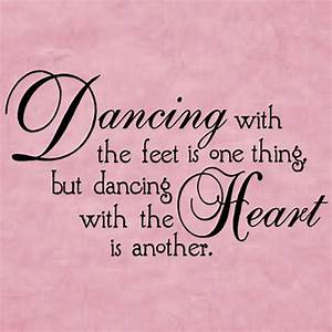 Quotes About Dancers From Trying. QuotesGram