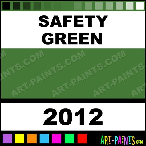 safety green color safety green osha spray paints 2012 safety green paint