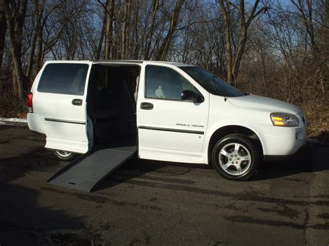 download car manuals 2008 chevrolet uplander seat position control 2008 chevrolet uplander stock 53182 wheelchair van for sale gresham driving aids