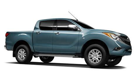 2015 Mazda BT 50 Skyactiv D pickup to debut at New York