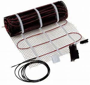 Plancher Rayonnant Electrique : plancher rayonnant lectrique conforsol thermostat tai ~ Premium-room.com Idées de Décoration