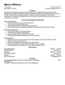 career change accounting resume sles best accounting clerk resume exle livecareer