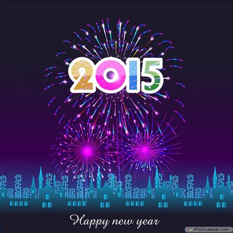 10 Latest Happy New Year Photos 2015, Wallpapers