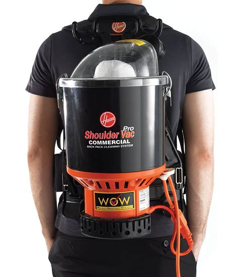 Hoover Back Pack Model C2401   acevacuums