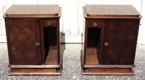 le de chevet deco broc co meubles d 233 co nouveau 1900 1920 et ant 233 rieurs arts d 233 coratifs 233 es