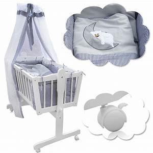 Baby Wiege Bett : stubenwagen grau ~ Michelbontemps.com Haus und Dekorationen