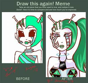 Drawing Meme 2#! by PinkPopcornWithSoda on DeviantArt
