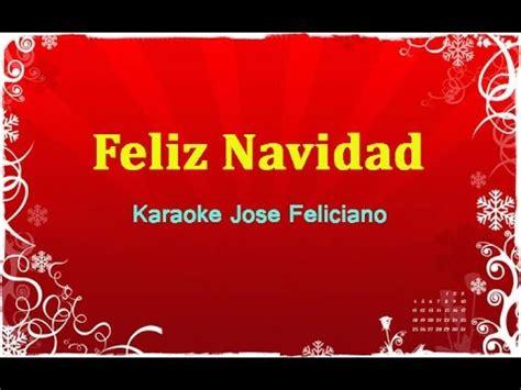 jose feliciano royalties from feliz navidad feliz navidad karaoke jose feliciano youtube
