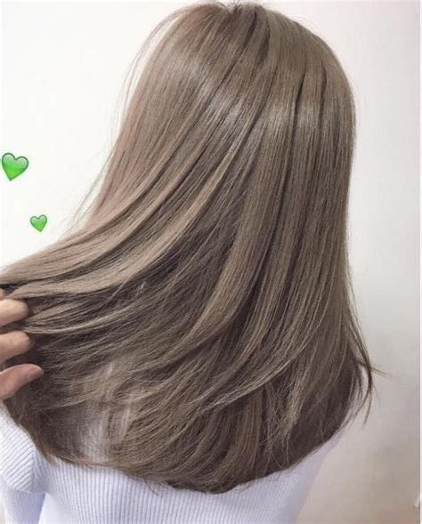 Those suffering from premature grey hair can heave a sigh of relief as coffee also helps in giving a rich color. Pin oleh Betina Taylo di Hair ☂   Warna rambut coklat ...