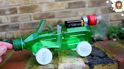 how to make a l cordless como fazer um carrinho de garrafa pet motor el 233 ctrico