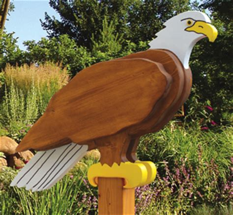 wooden eagle plans  woodworking