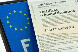 Déménagement Certificat Immatriculation : nouvelle d marche carte grise ~ Gottalentnigeria.com Avis de Voitures