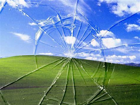pc bureau sans os desktop wallpaper windows xp broken wallpaper