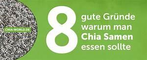Chia Samen Ei Ersatz : 8 gute gr nde warum man chia samen essen sollte chia ~ Frokenaadalensverden.com Haus und Dekorationen