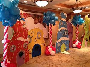 DreamARK Events Blog: The Cat In The Hat! Dr Seuss Party