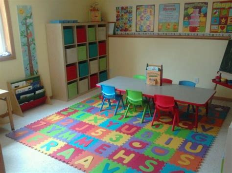 Home Daycare Design Ideas by Home Daycare Decorating Ideas For Basement Daycare